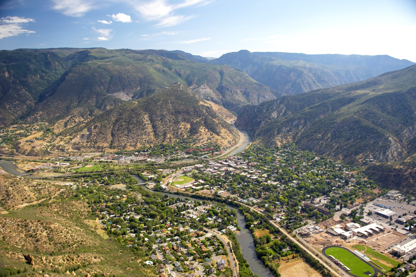 Seven reasons to plan your colorado vacation to glenwood for Planning colorado vacation